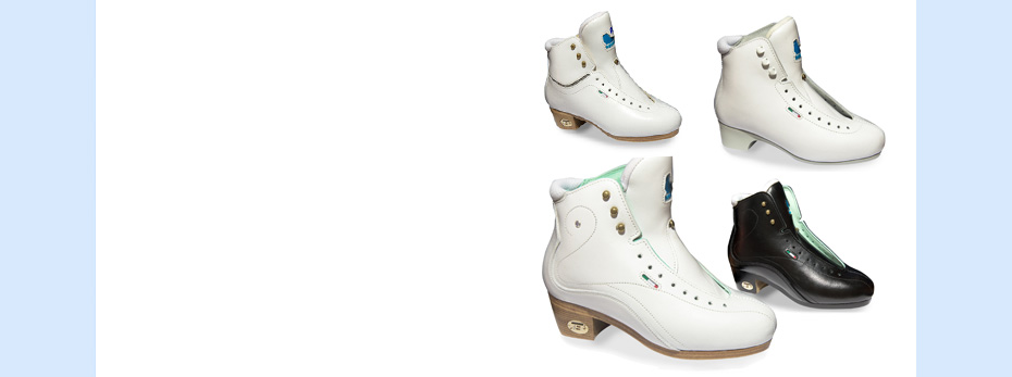 Belati ice and roller boots